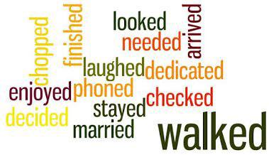 Правильные глаголы