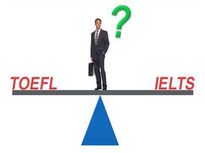 Выбор между IELTS TOEFL