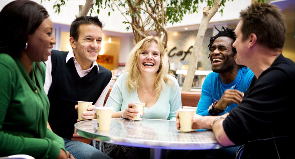 Общение с иностранцами для изучения английского языка