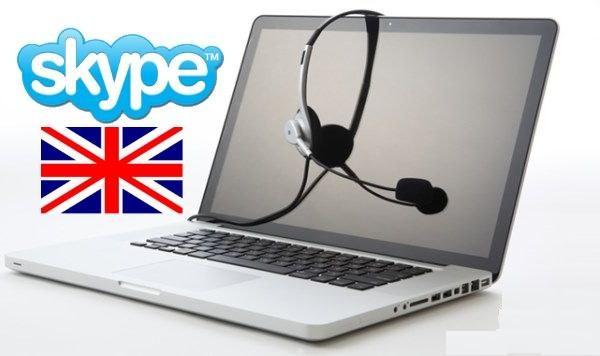Английский по скайпу с носителем бесплатно