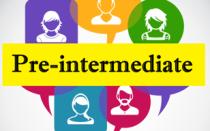 Pre intermediate - что значит?