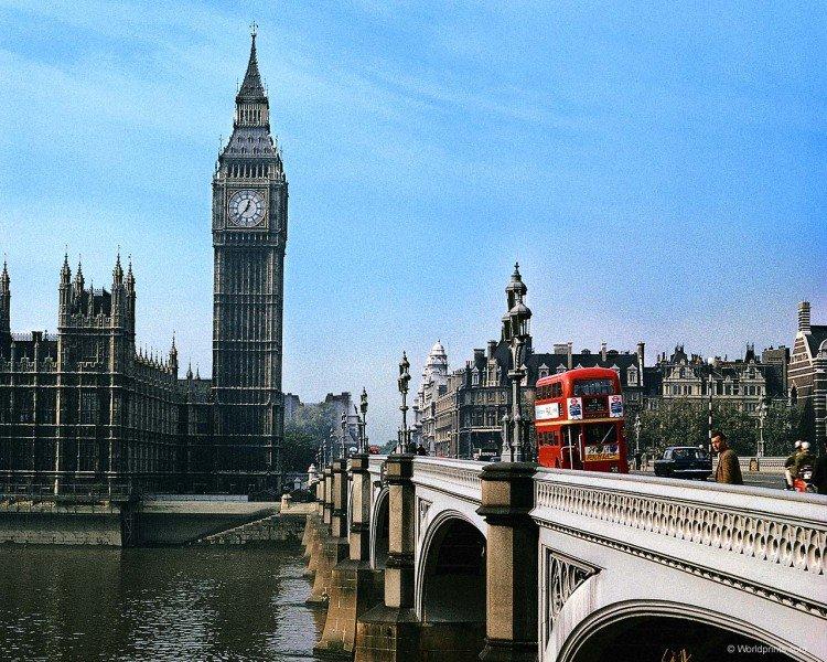 Сколько времени в Англии