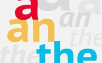 Рассмотрение артиклей a — an — the