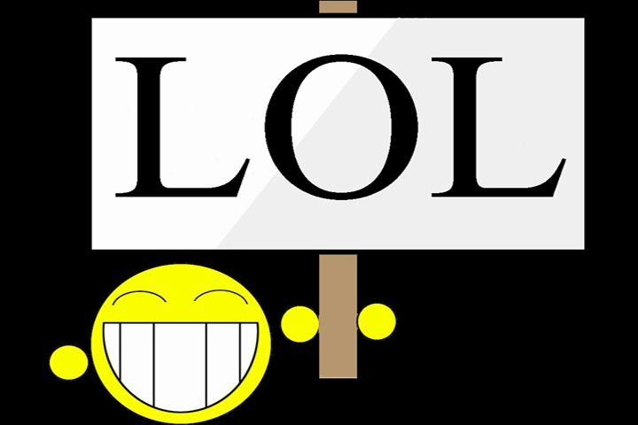 Что означает слова лол / lol?