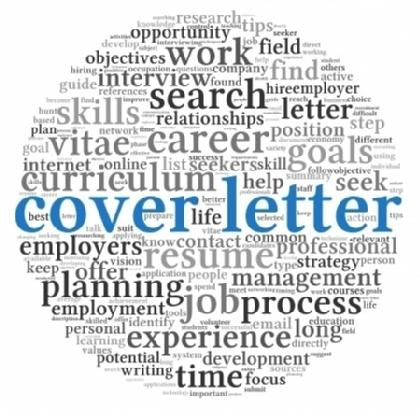 Примеры cover letter