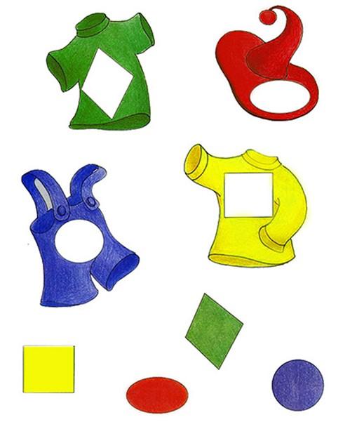 Изучение цветов на английском в форме игры