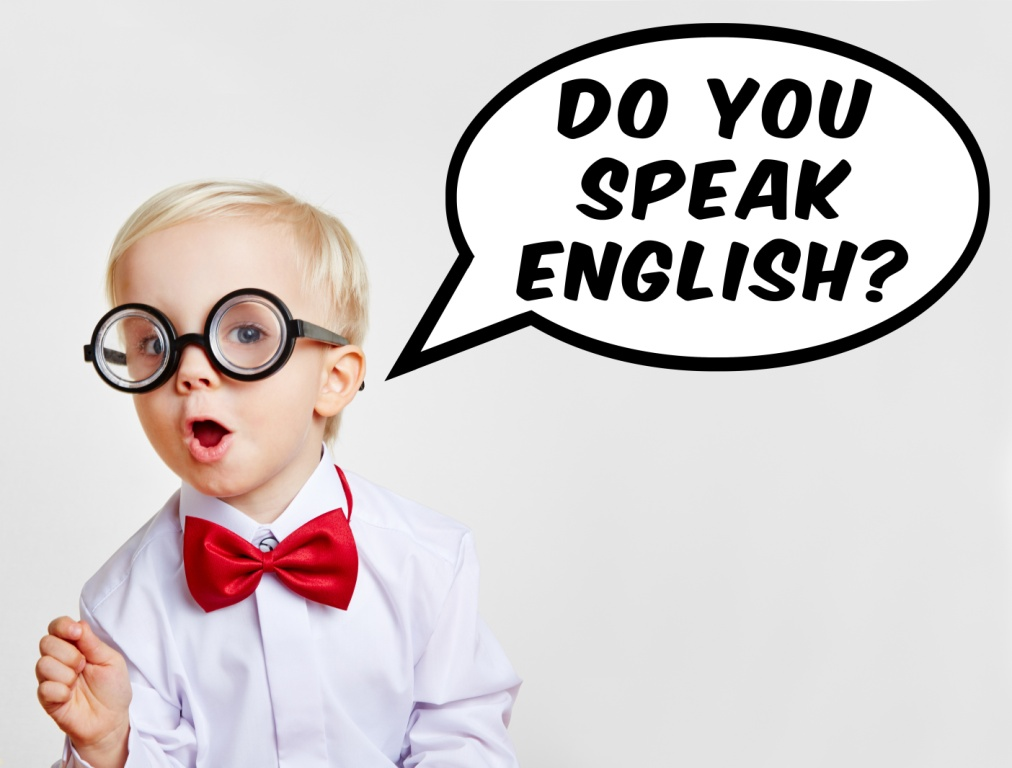 Do you spek English?