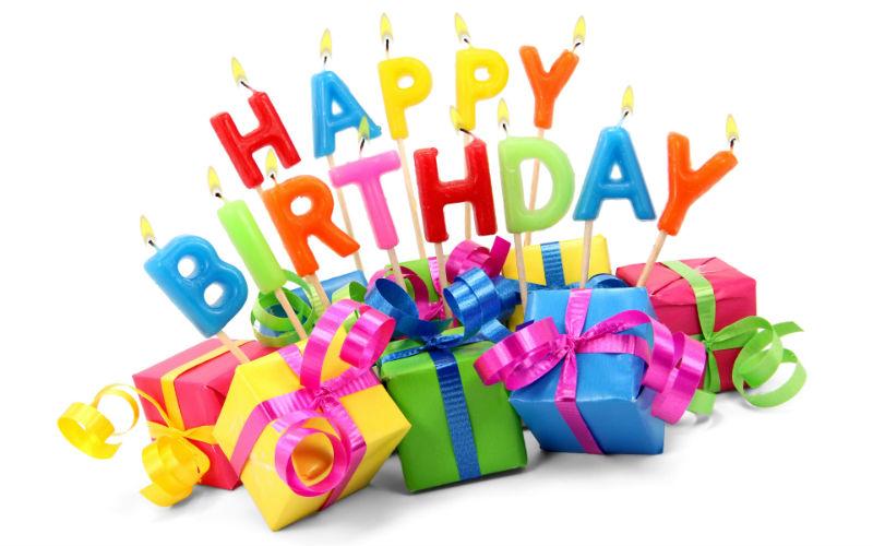 Поздравление с Днём Рождения