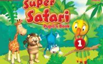Учебник Super Safari