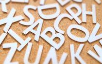 Английские буквы