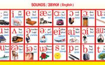 Карточки с английскими звуками