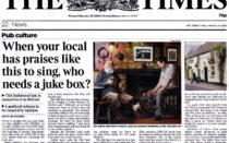 Статья из The Times